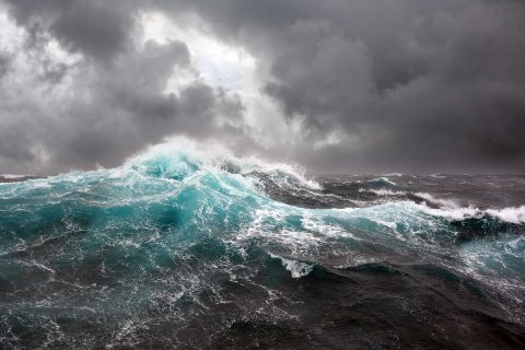 Stormy Waters Image